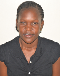 Ms. Dorothy Masiga Syallow, MA, BSc