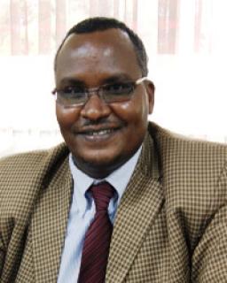 Dr. Roba D. Sharamo