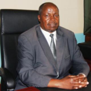 Prof. Wilson K. Kipngeno, Ph.D., MBS
