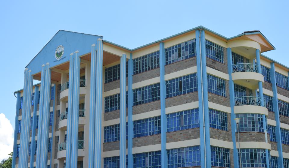 Prof. Afullo awarded the prestigious grant of U$3 million for GEOHealth Hub in Eastern Africa